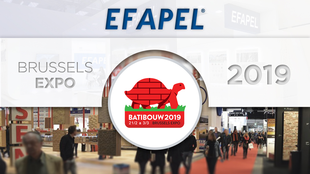 BATIBOUW<br>- Held in February/2019