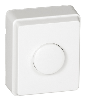 Push-button Switch with Orienting Light - 12V