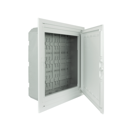 CATI - Telecom Auxiliary Box for Complete Low Profile Flush Mounting ATI