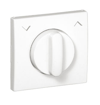 Cover Plate for Rotary Push-button / Two-way Switch