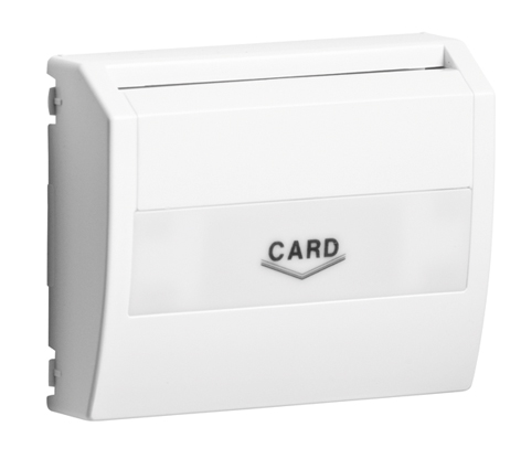 Cover Plate for Card-system Switch