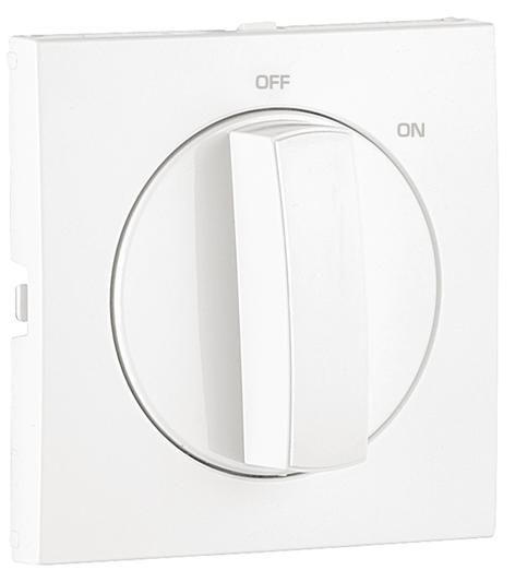 Enjoliveur pour Interrupteur Rotatif (ON/OFF)