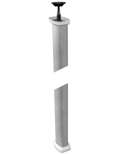 2-Sided Column - 3300mm