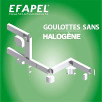 Goulottes sans Halogène