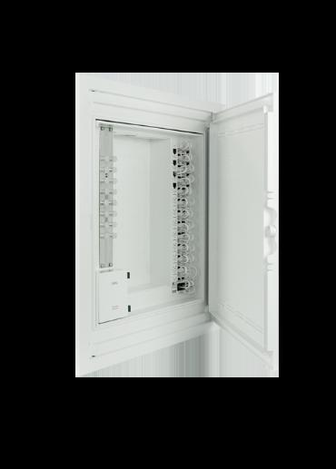Interior e Porta para ATI de Baixo Perfil