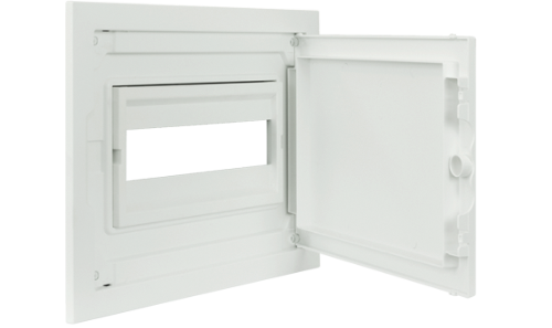 Interior Fitting and Door for Low Profile Distribution Panelboard - 12 MODULES (1x12)