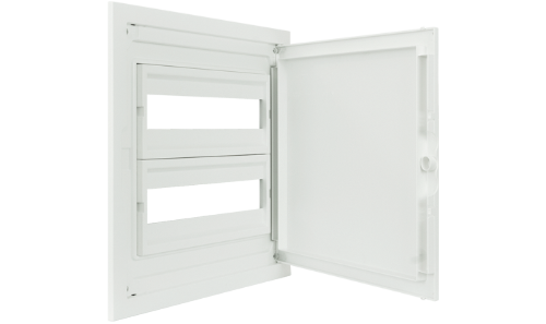 Interior Fitting and Door for Low Profile Distribution Panelboard - 32 MODULES (2x16)