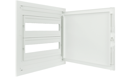Interior Fitting and Door for Low Profile Distribution Panelboard - 40 MODULES (2x20)