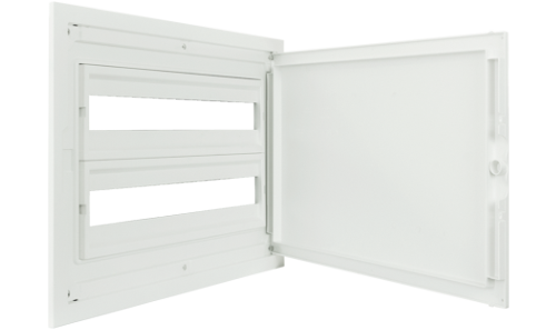 Interior Fitting and Door for Low Profile Distribution Panelboard - 48 MODULES (2X24)