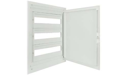 Interior Fitting and Door for Low Profile Distribution Panelboard - 60 MODULES (3x20)