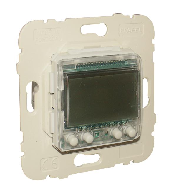 Interrupteur Horaire Digital de 1 Circuit