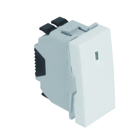 Interruptor Luminoso - 1 Módulo