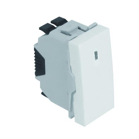 Interrupteur Lumineux - 1 Module