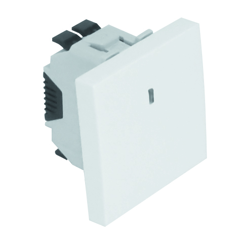 Interruptor Luminoso - 2 Módulos