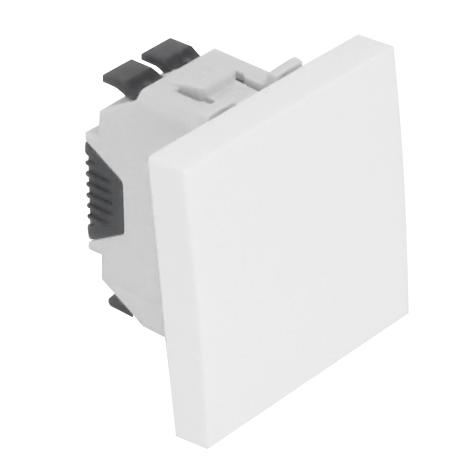 Interrupteur Unipolaire - 2 Modules