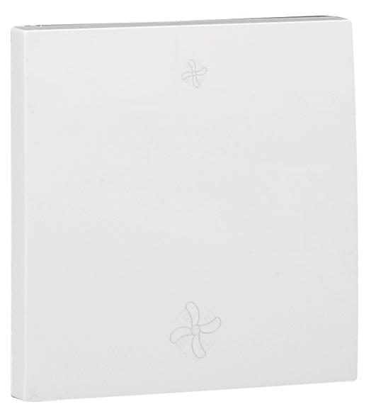 Doigt pour Interrupteurs avec 2 Symboles Ventilateur