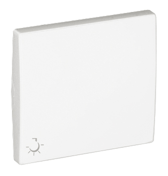Rocker for Switches with Lamp Symbol